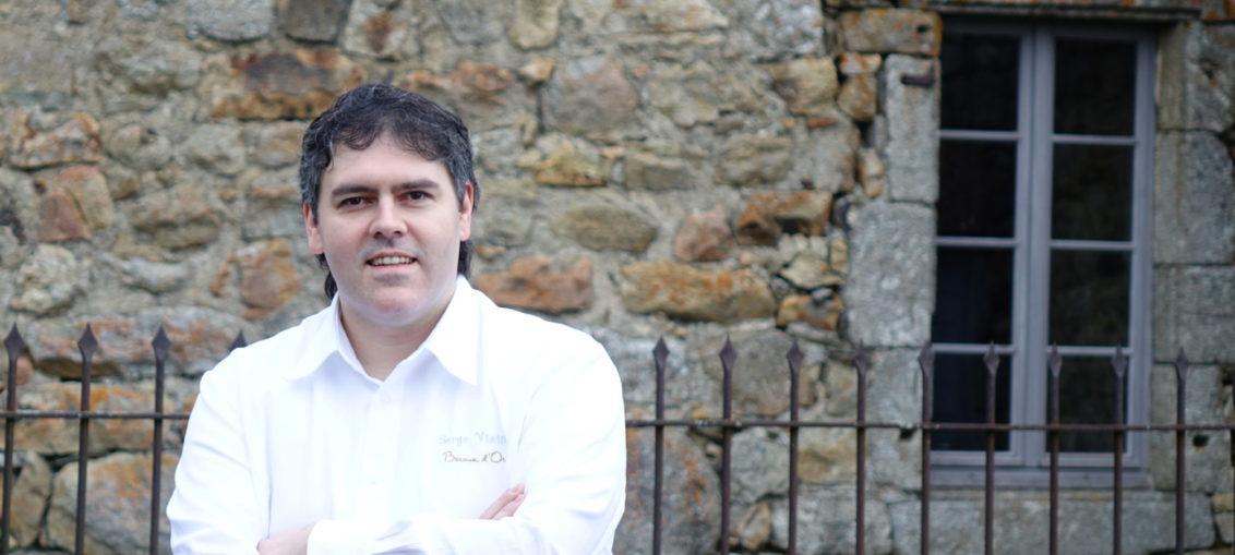 Serge Vieira au Châtau de Couffour à Chaudes-Aigues