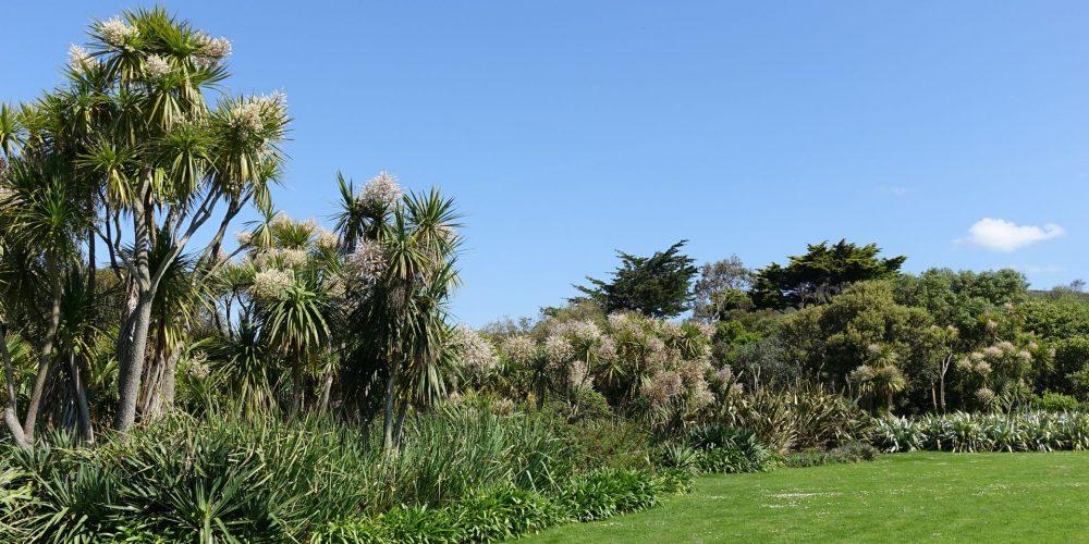 le Jardin botanique de Vauville